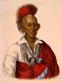 Black Hawk, Sac War Chief
