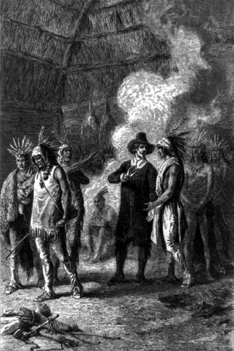 The Ottowa Indians