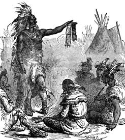 Ottowa Chief Pontiac