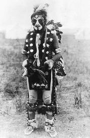 Wyandot Warrior