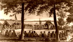 Long's Expedition and Pawnee Indians