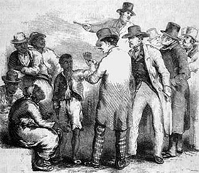 A number of early organizations were dedicated to the promotion of slavery in the state of Kansas.
