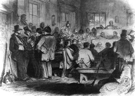 The Topeka Constitutional Convention, 1855