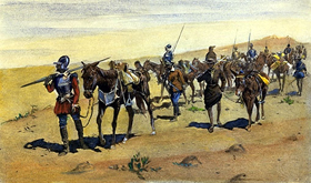 Coronado's Expedition to Quivira