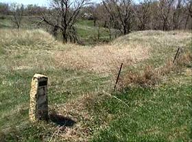 Big Timbers Creek Crossing, Kansas