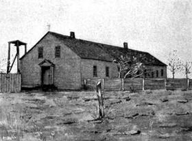 Catholic Church at Osage Mission