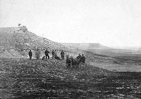 Ellis County, Kansas 1867