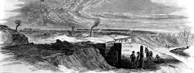 Fort Larned, Kansas, 1867