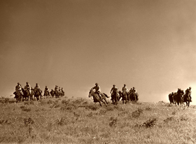 Fort Riley, Kansas Cavalry Unit