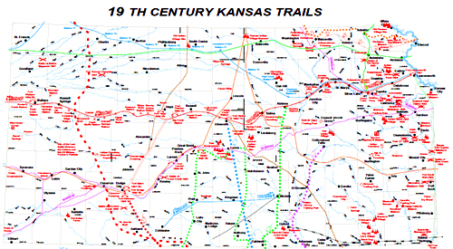 Kansas Trails