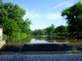 Solomon River at Osborn