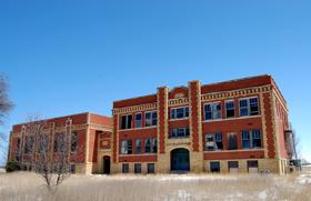 Alexander, Kansas School
