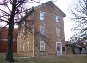 Old Castle Museum, Baldwin City, Kansas