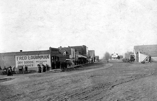 Towns and Places in Linn County Kansas  History and Information