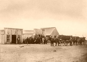 Dodge City, Kansas, 1872