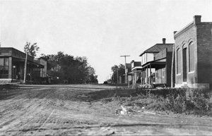Herkimer, Kansas About 1914