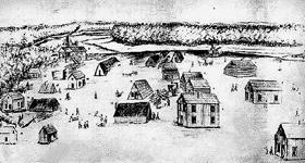 Lawrence Kansas in 1854
