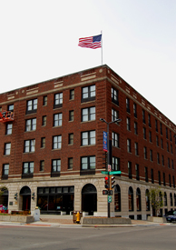Eldridge Hotel, Lawrence, Kansas