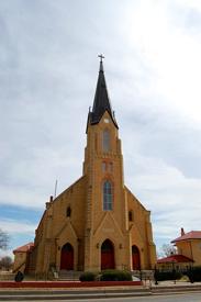 St. Joseph's Church, Liebenthal, kansas