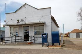 Liebenthal, Kansas Post Office