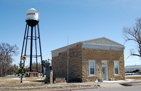 McCracken Kansas Jail Museum