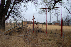 Nekoma, Kansas playground