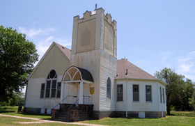 Neosho Falls Methodist Church