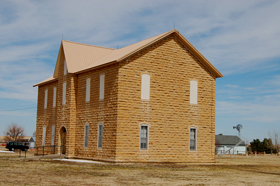 Catholic School in Pfiefer, Kansas
