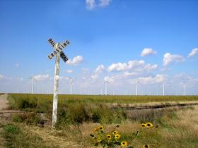 Spearville, Kansas Wind Farm
