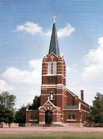 Immaculate Heart of Mary Church, Windthorst, Kansas