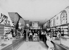York and Draper Store, Dodge City, Kansas
