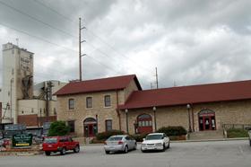 Atchison, Kansas depot