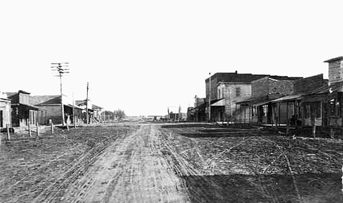Barnard kansas, early 1900s