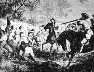 Bleeding Kansas Fight