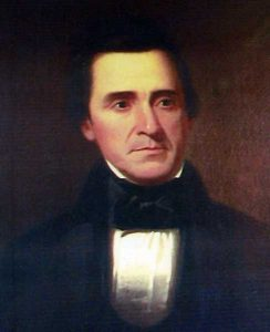 David Rice Atchison by George Caleb Bingham