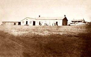 Fort Dodge, Kansas 1867