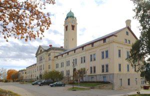 Grant Hall, Fort Leavenworth, Kansas