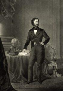 John Charles Fremont by John C. Buttre, 1859.