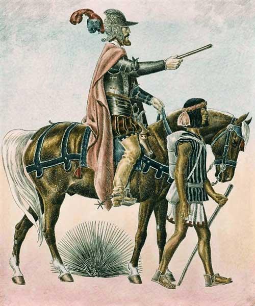 Juan de Onate, Spanish Conquistador