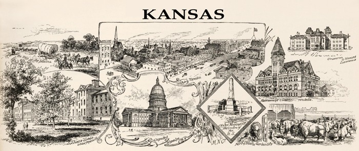 Kansas Historical Image