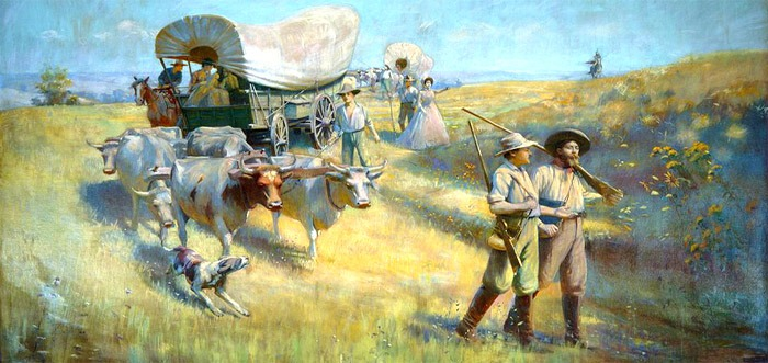 Kansas Pioneers