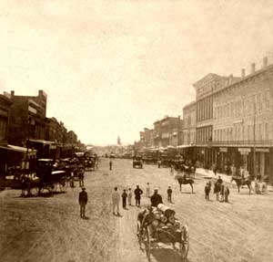 Lawrence, Kansas 1867.