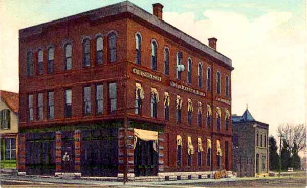 Cigar Factory in Marysville, Kansas