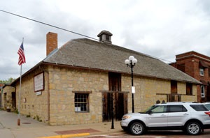Pony Express Station Museum in Marysville, Kansas by Kathy Weiser-Alexander.