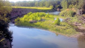Mill Creek, Wabaunsee County, Kansas.