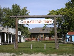 Old Abilene Town by Kathy Weiser-Alexander.