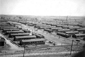 POW Camp in Concordia, Kansas