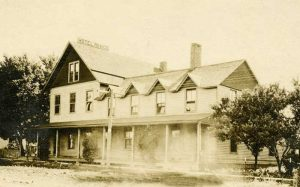 Paxico Hotel, 1912