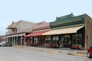 Paxico, Kansas Historic District by Kathy Weiser-Alexander