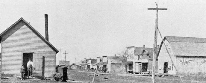 Paxico, Kansas, 1901